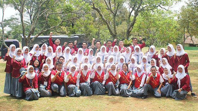 LDKS OSIS SMK BPS&K 1 Jakarta Tahun 2019/2020